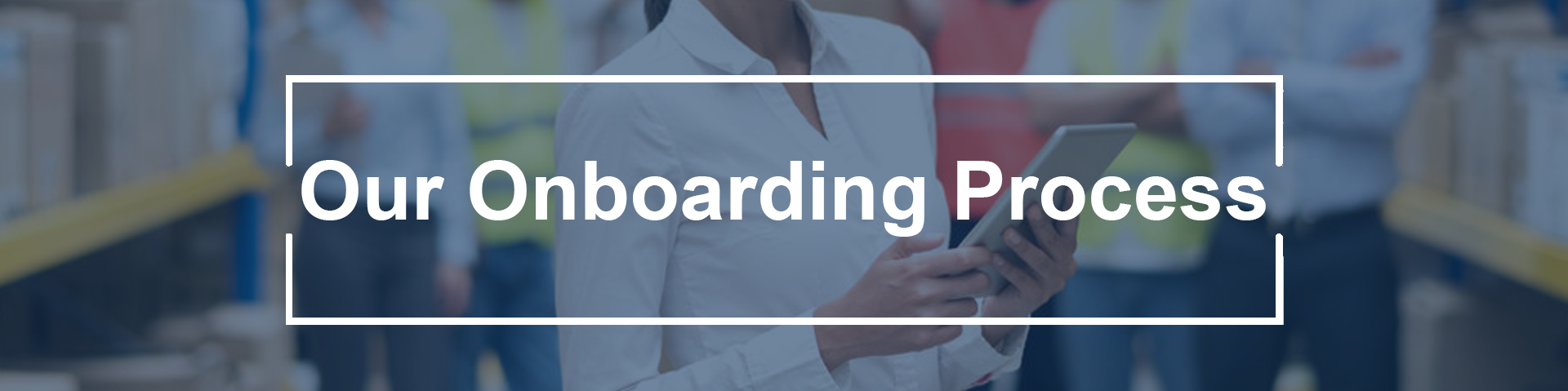 eCommerce Direct Onboarding Process